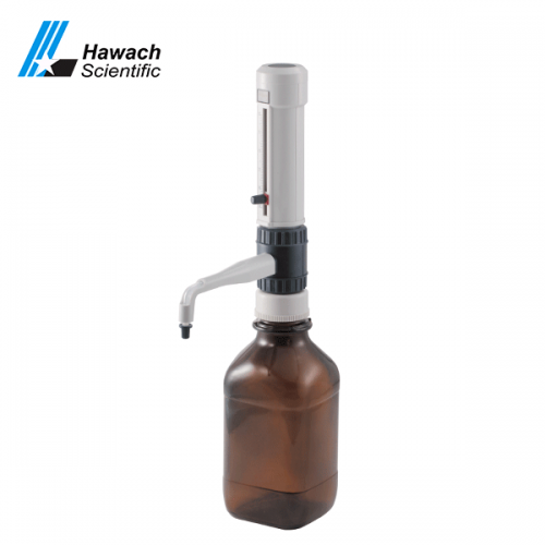 China Mechanical Bottle-Top Dispensers for Lab